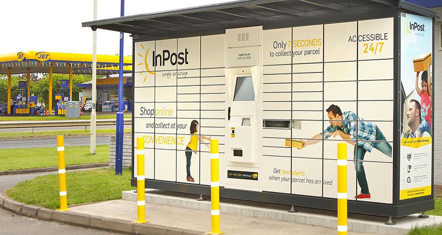 InPost franchit la barre des 1 000 consignes automatiques !