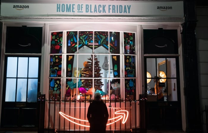 Voici « The Home of Black Friday » d'Amazon !